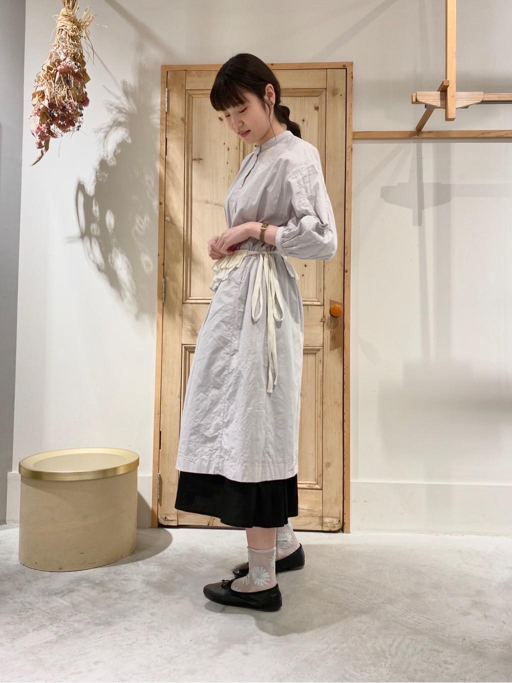 Malle chambre de charme 調布パルコ 身長:167cm 2020.06.11