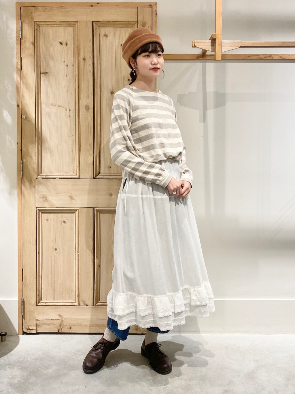 Malle chambre de charme 調布パルコ 身長:167cm 2020.11.13