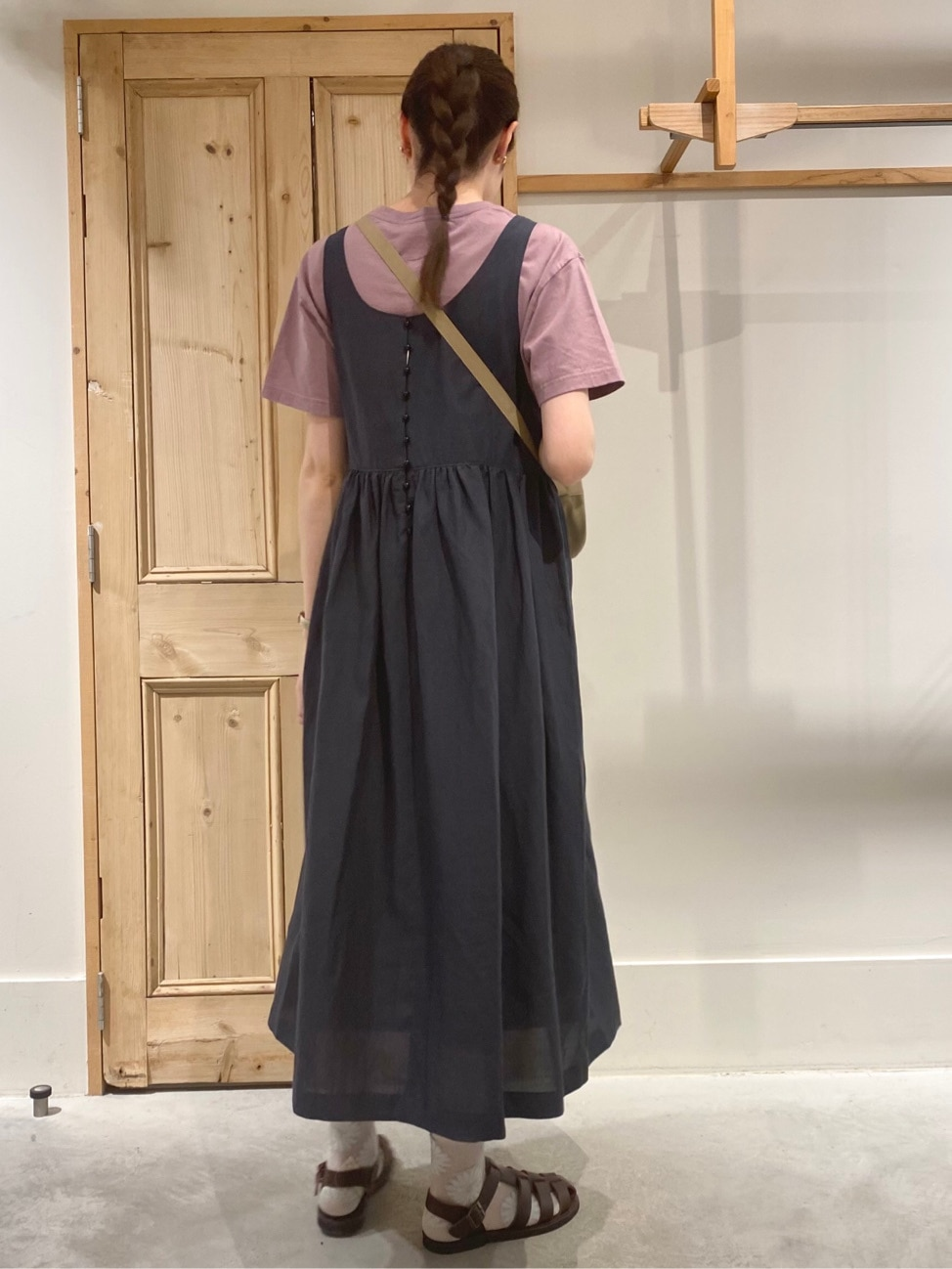 Malle chambre de charme 調布パルコ 身長:167cm 2021.05.02