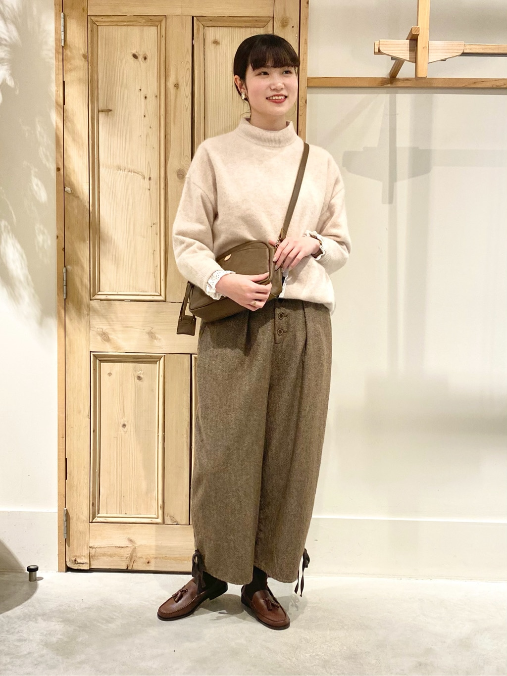 Malle chambre de charme 調布パルコ 身長:167cm 2020.12.15