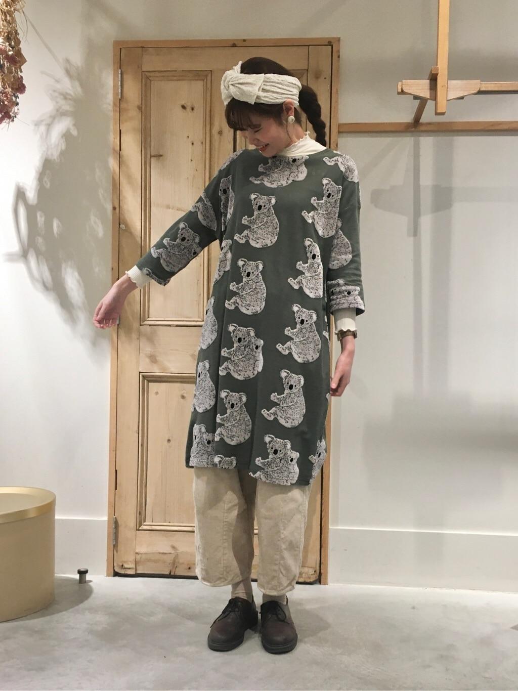 Malle chambre de charme 調布パルコ 身長:167cm 2020.01.26