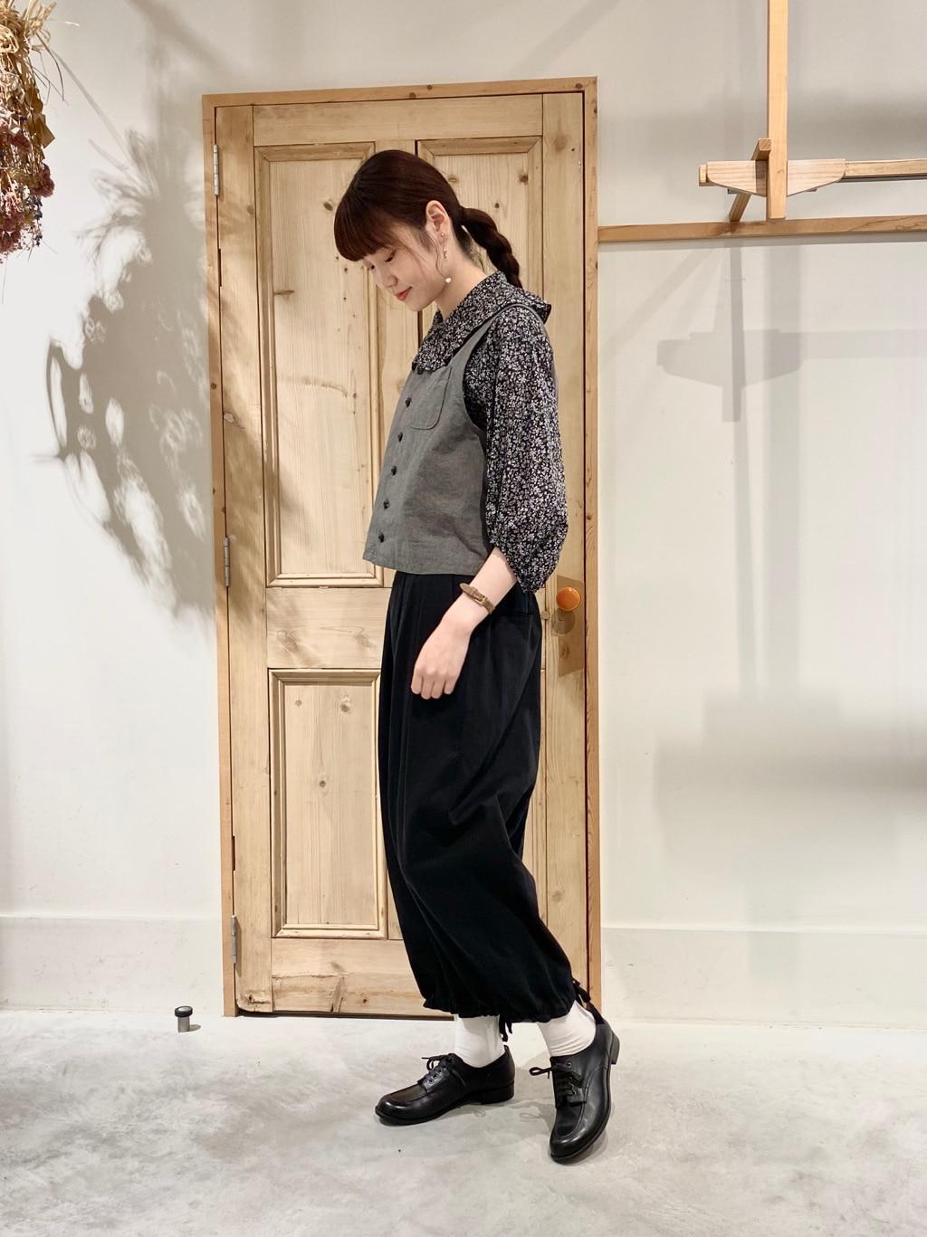Malle chambre de charme 調布パルコ 身長:167cm 2020.08.27