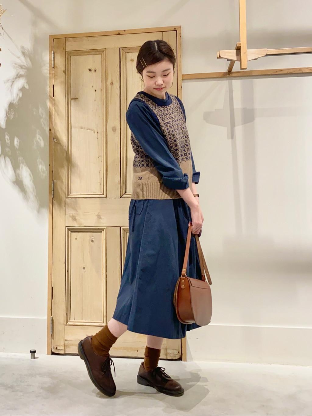 Malle chambre de charme 調布パルコ 身長:167cm 2020.09.12