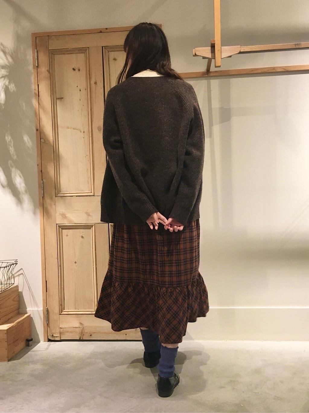 Malle chambre de charme 調布パルコ 身長:167cm 2019.10.30