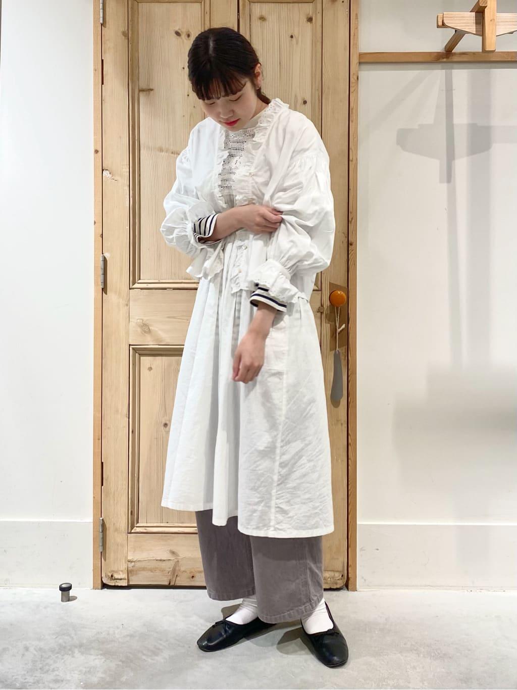 Malle chambre de charme 調布パルコ 身長:167cm 2021.09.16