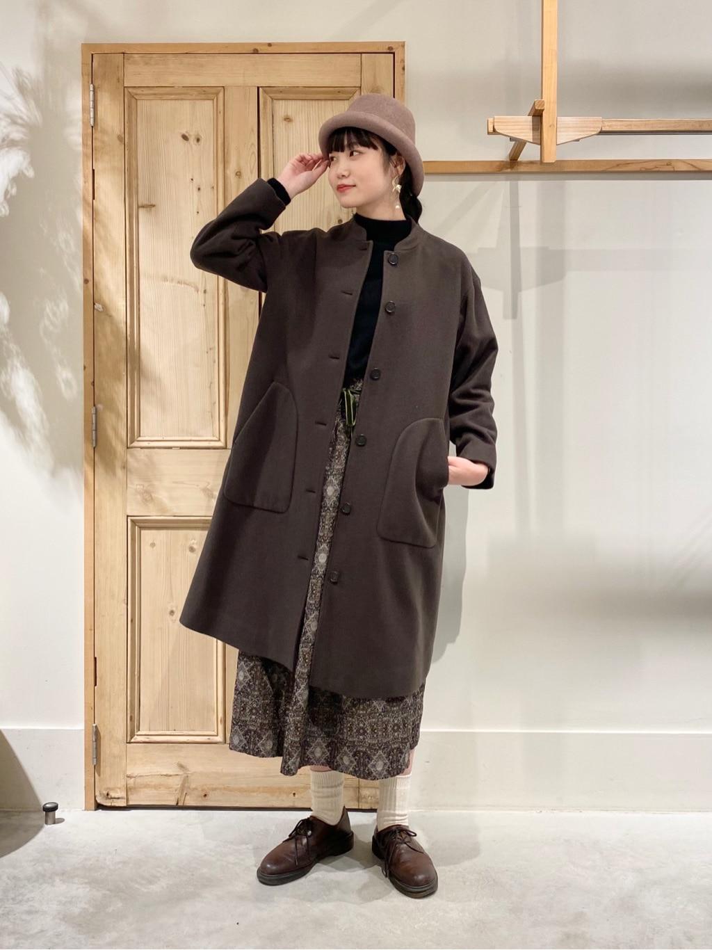 Malle chambre de charme 調布パルコ 身長:167cm 2020.10.15