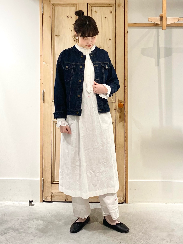 Malle chambre de charme 調布パルコ 身長:167cm 2021.03.04