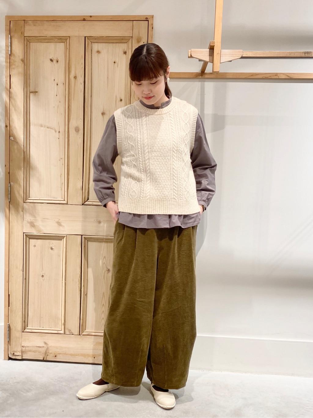 Malle chambre de charme 調布パルコ 身長:167cm 2020.10.01