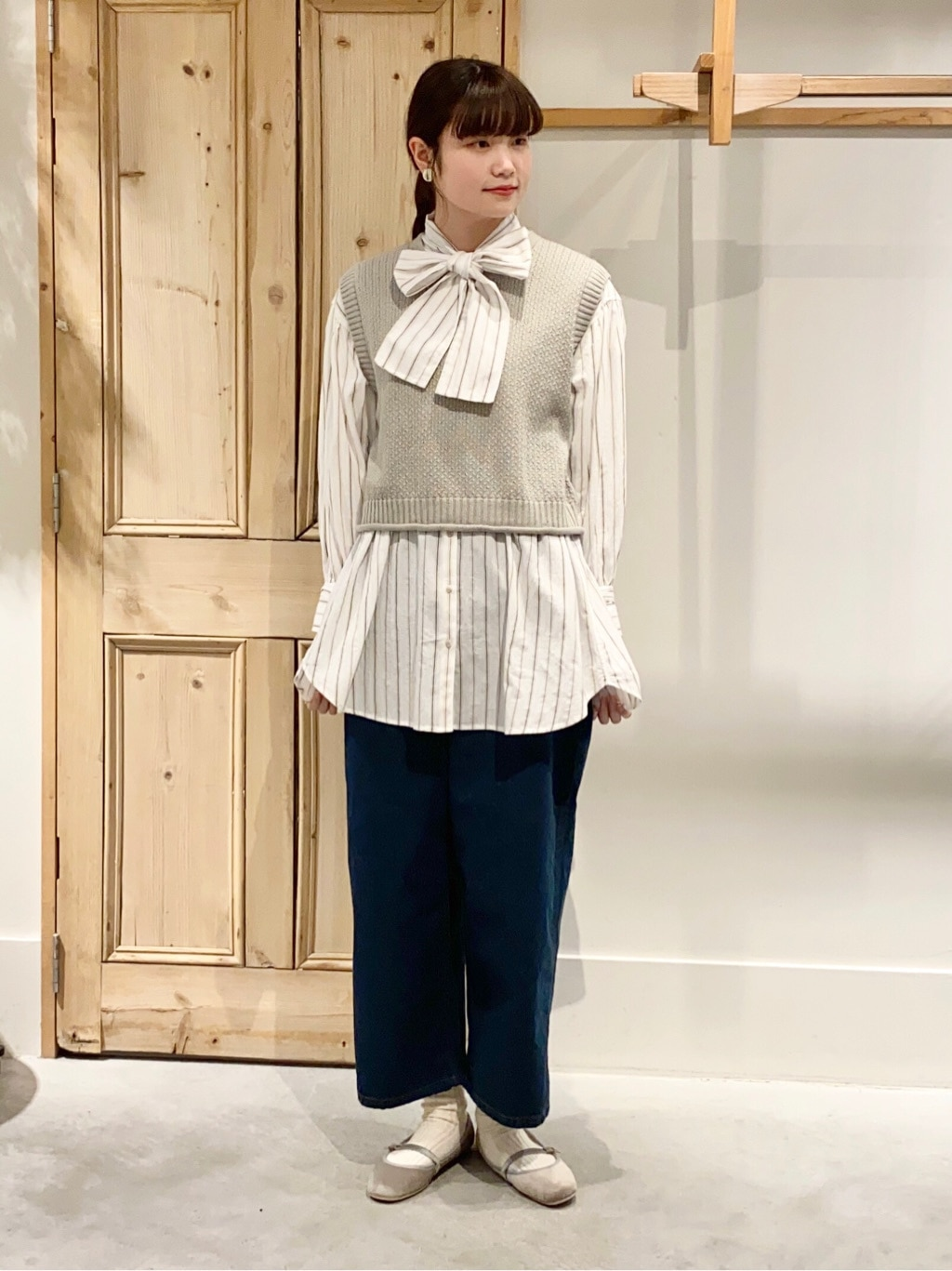 Malle chambre de charme 調布パルコ 身長:167cm 2021.02.12