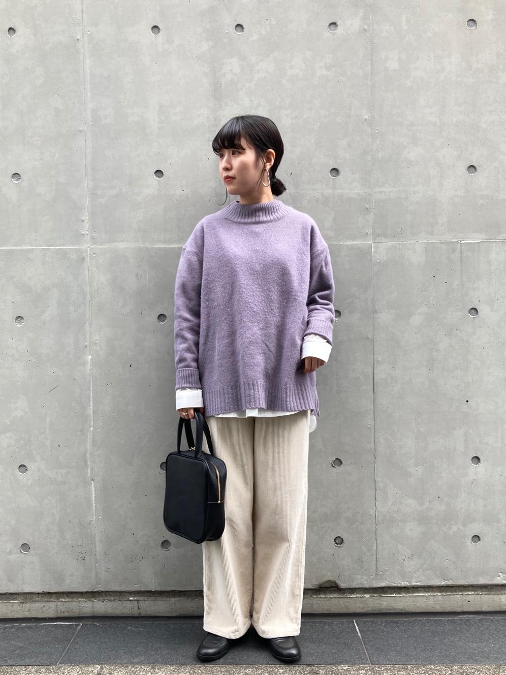 l'atelier du savon 東京スカイツリータウン・ソラマチ 身長:152cm 2020.11.25
