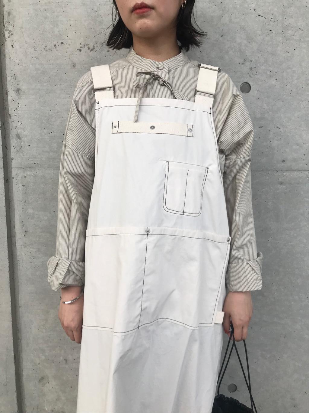 l'atelier du savon 東京スカイツリータウン・ソラマチ 身長:152cm 2020.08.16