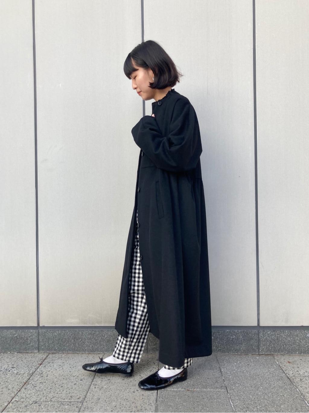 l'atelier du savon 東京スカイツリータウン・ソラマチ 身長:152cm 2021.01.21