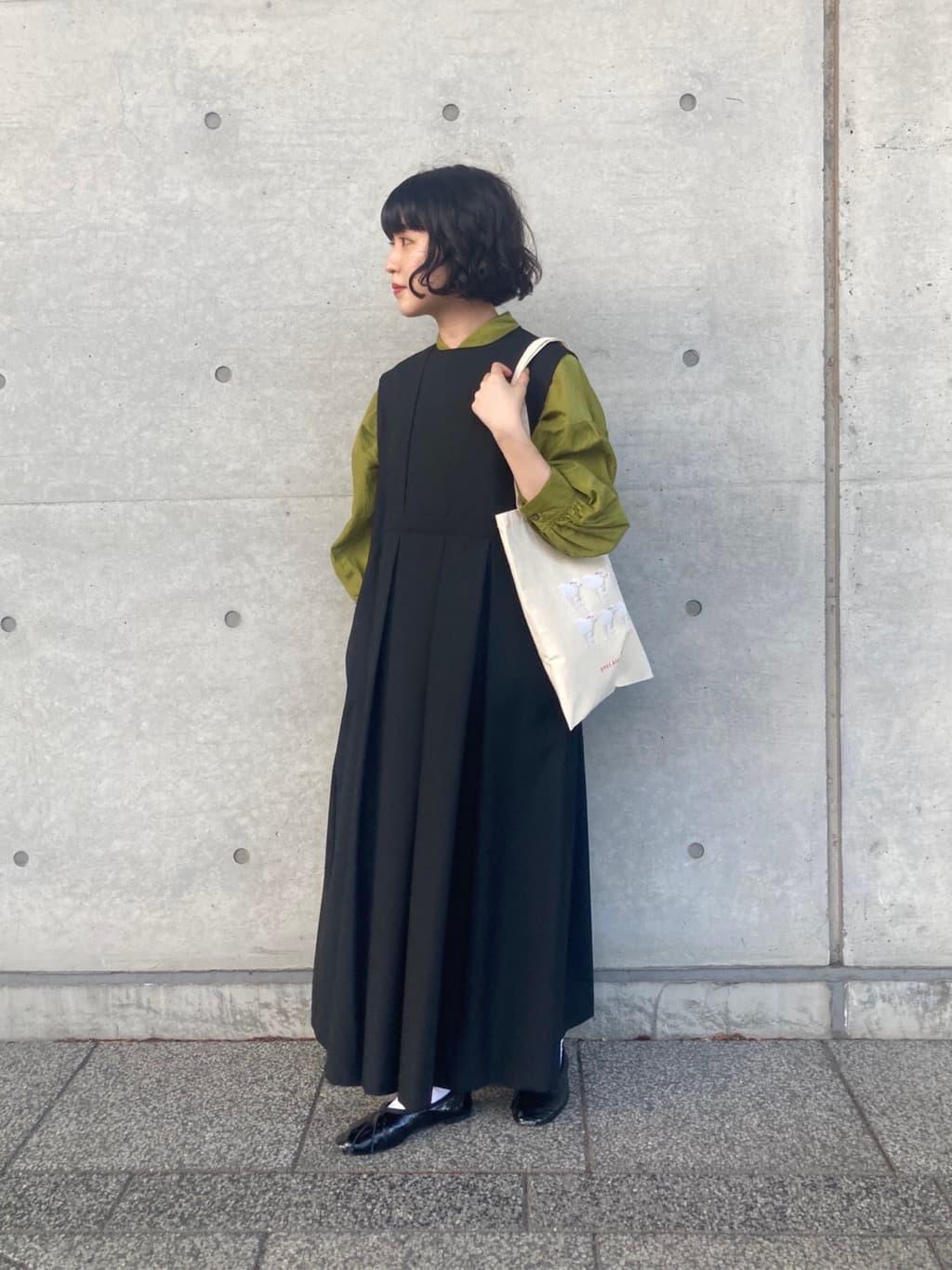l'atelier du savon 東京スカイツリータウン・ソラマチ 身長:152cm 2021.08.24