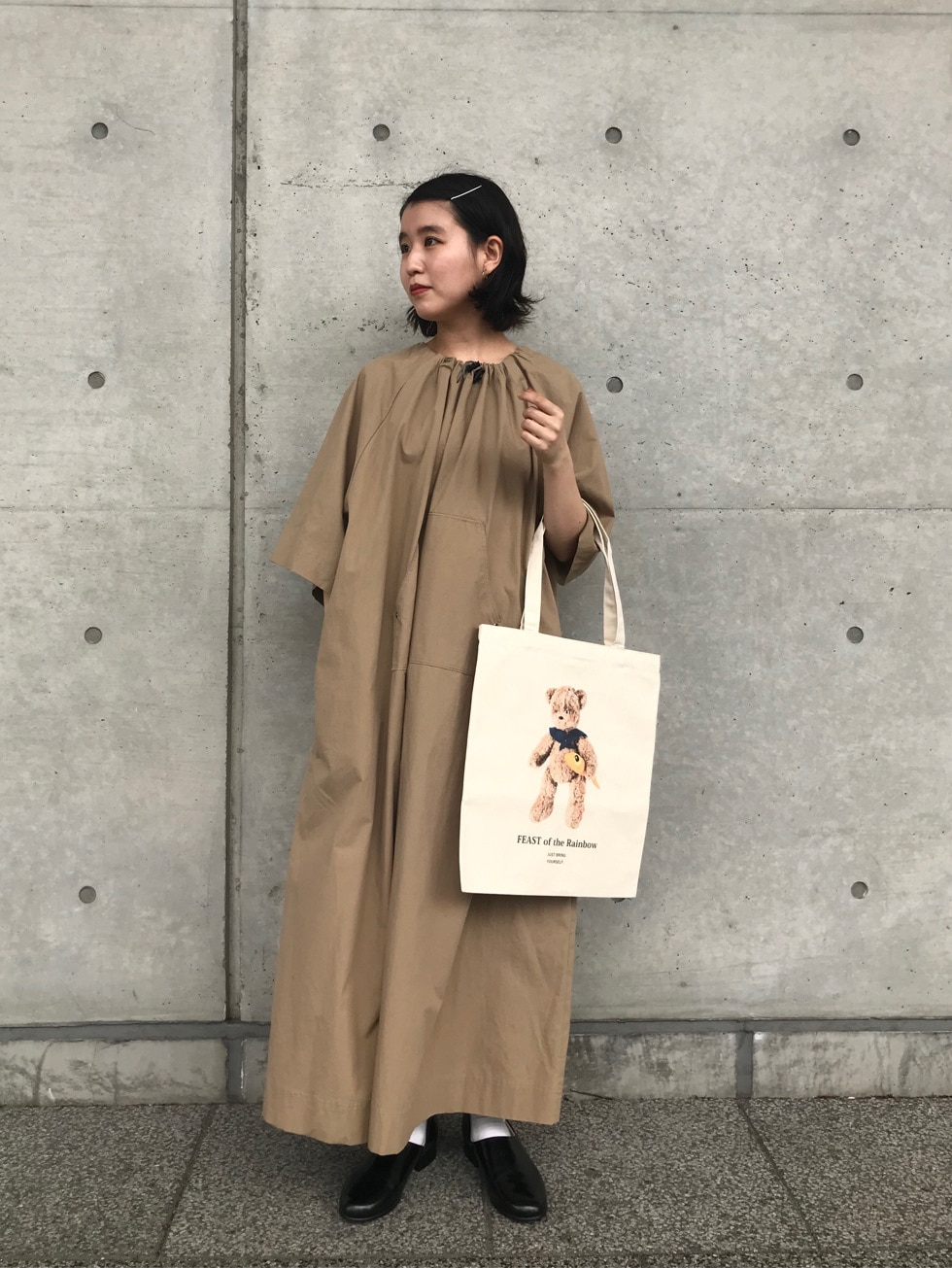 l'atelier du savon 東京スカイツリータウン・ソラマチ 身長:152cm 2020.07.31
