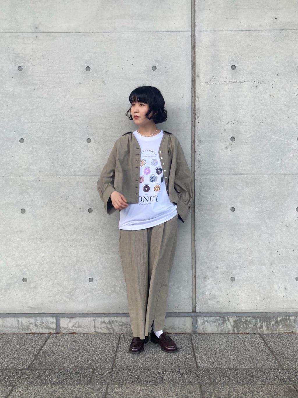 l'atelier du savon 東京スカイツリータウン・ソラマチ 身長:152cm 2021.08.23