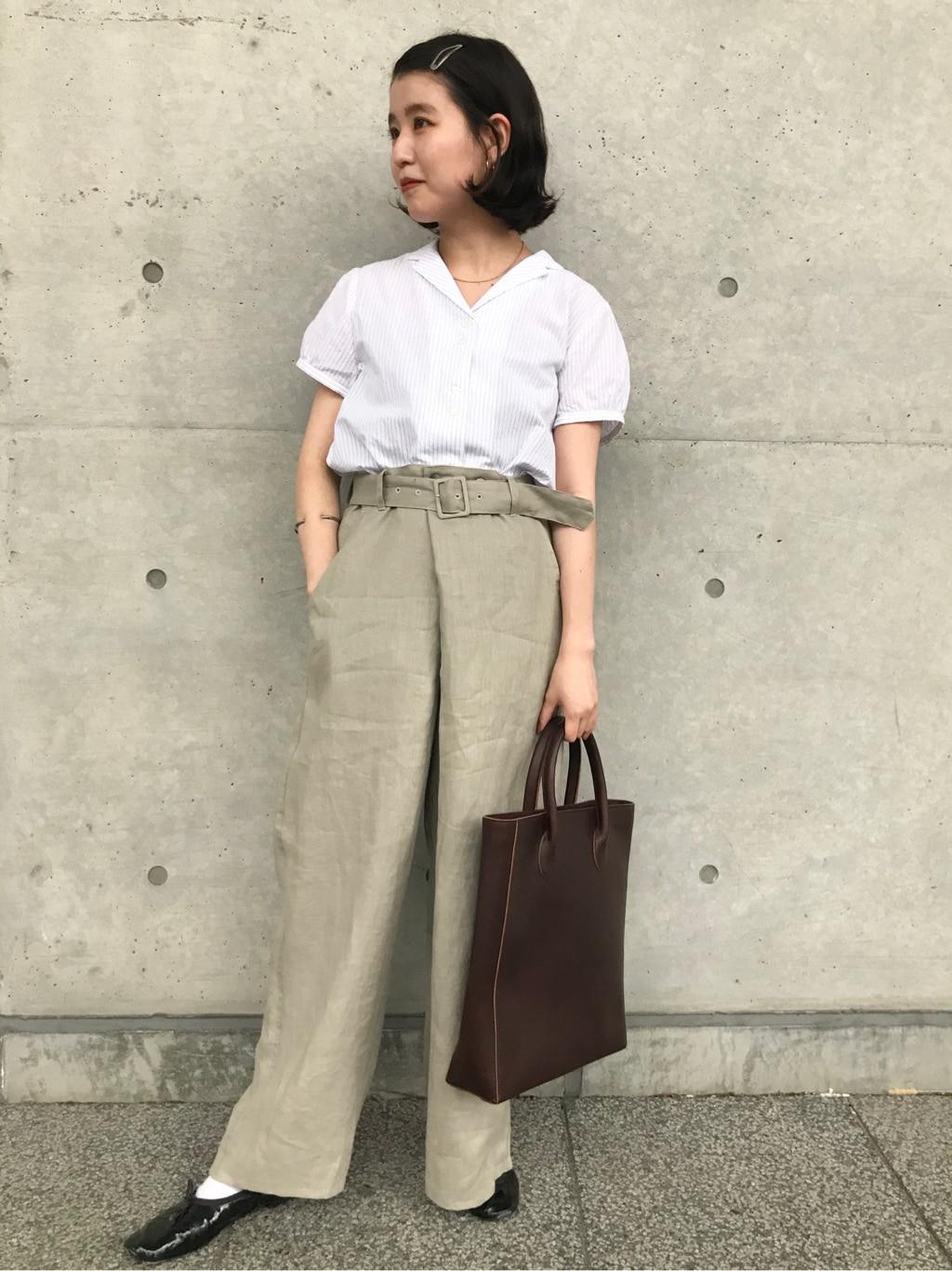 l'atelier du savon 東京スカイツリータウン・ソラマチ 身長:152cm 2020.07.23