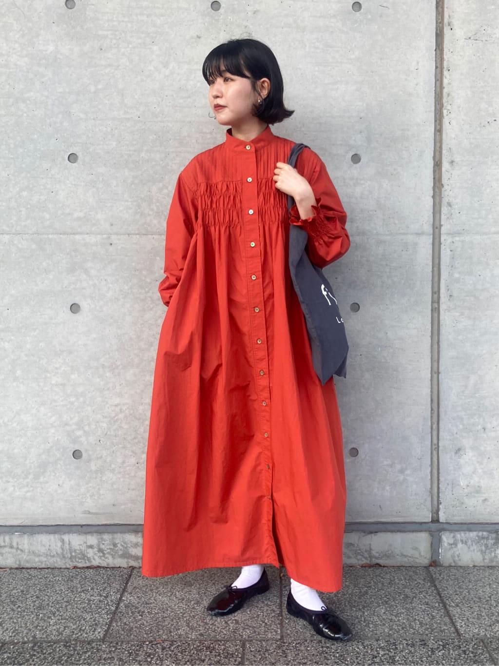 l'atelier du savon 東京スカイツリータウン・ソラマチ 身長:152cm 2021.09.22