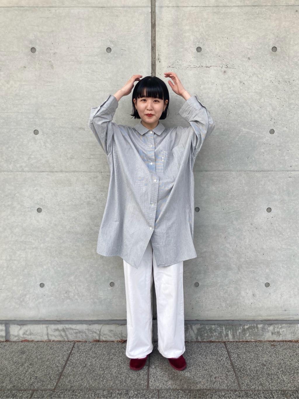 l'atelier du savon 東京スカイツリータウン・ソラマチ 身長:152cm 2021.05.15