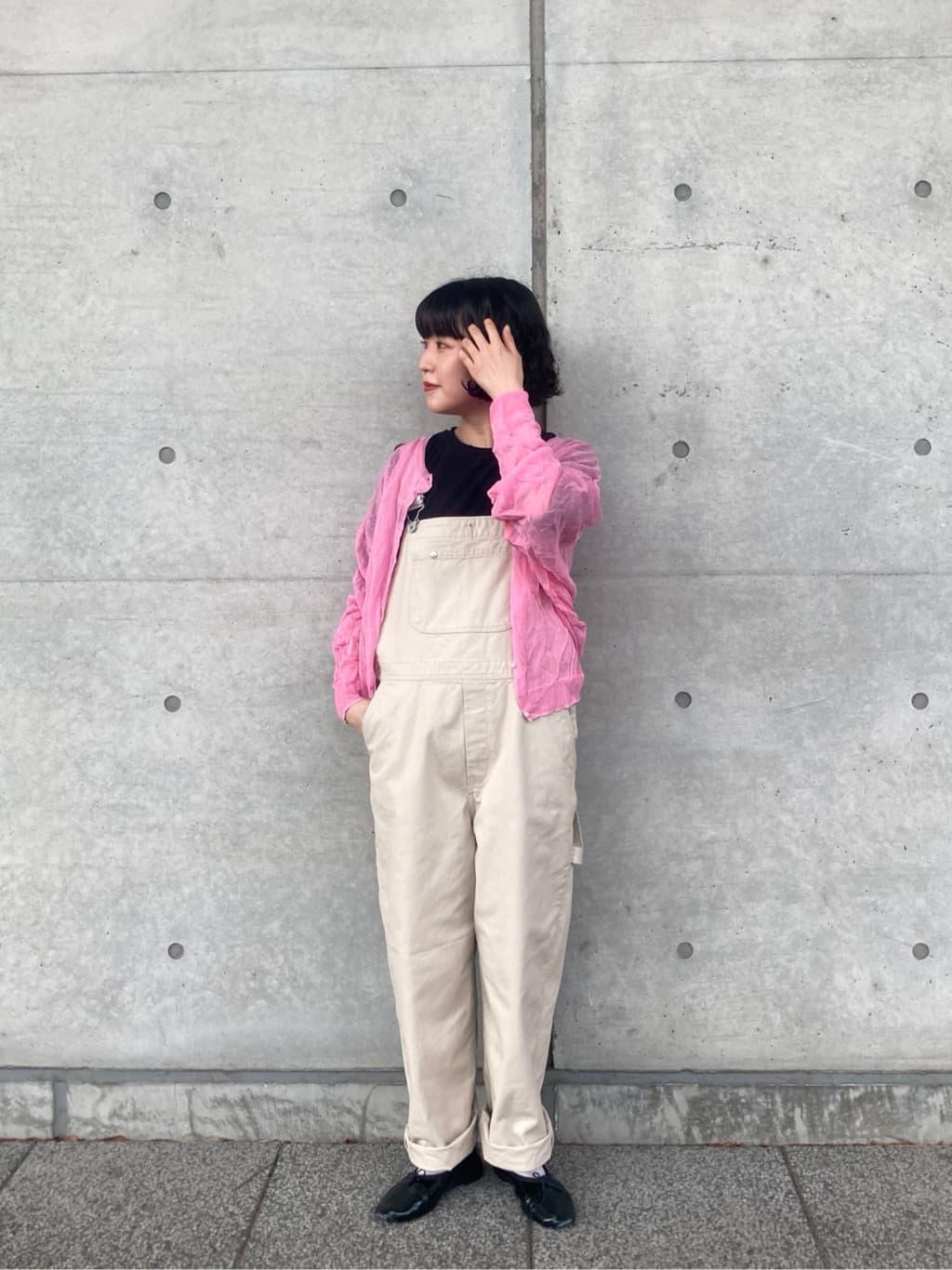 l'atelier du savon 東京スカイツリータウン・ソラマチ 身長:152cm 2021.08.26