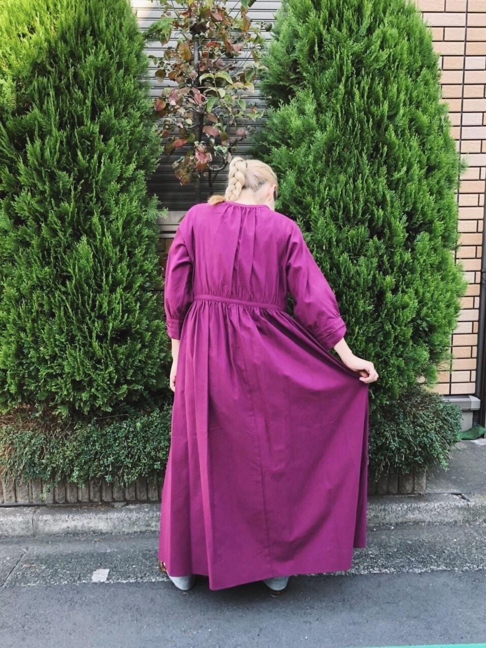 AMBIDEX アトリエ 身長:160cm 2019.09.21