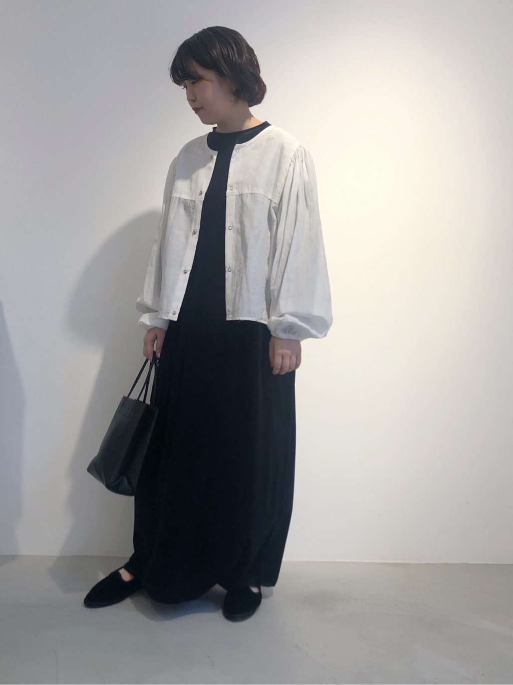 - l'atelier du savon FLAT AMB 天神イムズ 身長:147cm 2020.09.09