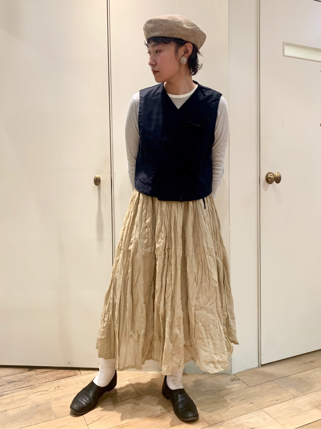 bulle de savon 新宿ミロード 身長:159cm 2020.04.09