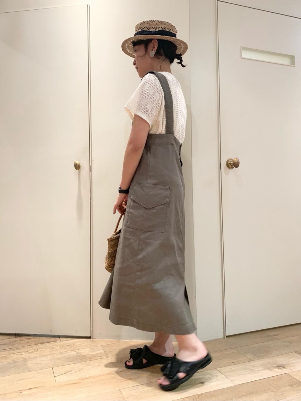 bulle de savon 新宿ミロード 身長:159cm 2020.08.15