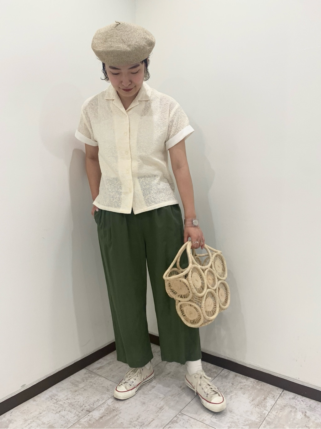 bulle de savon 新宿ミロード 身長:159cm 2020.06.25