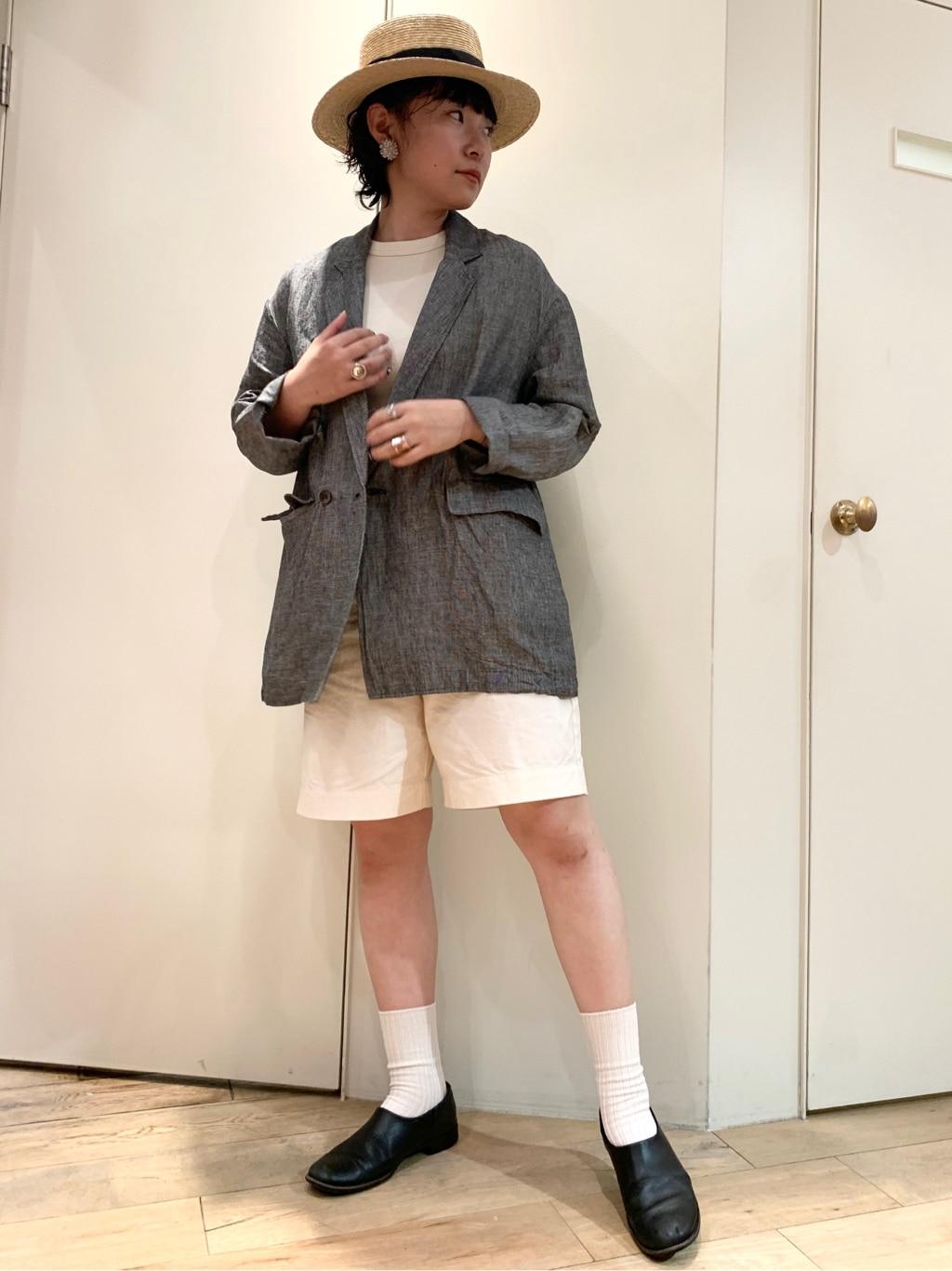 bulle de savon 新宿ミロード 身長:159cm 2020.06.11
