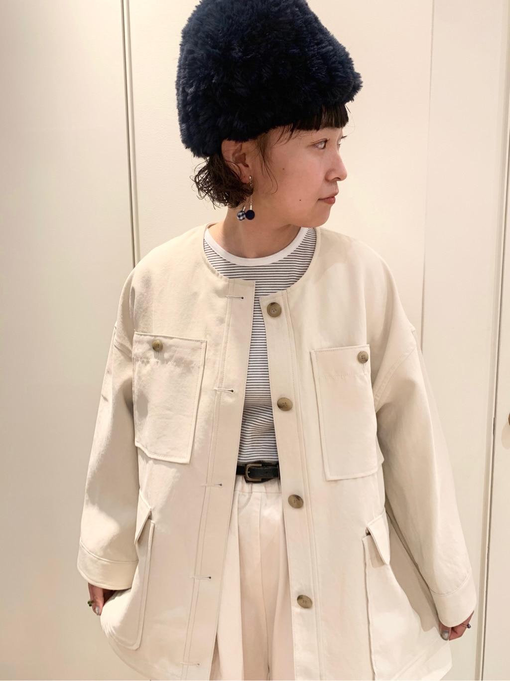 bulle de savon 新宿ミロード 身長:159cm 2020.09.11