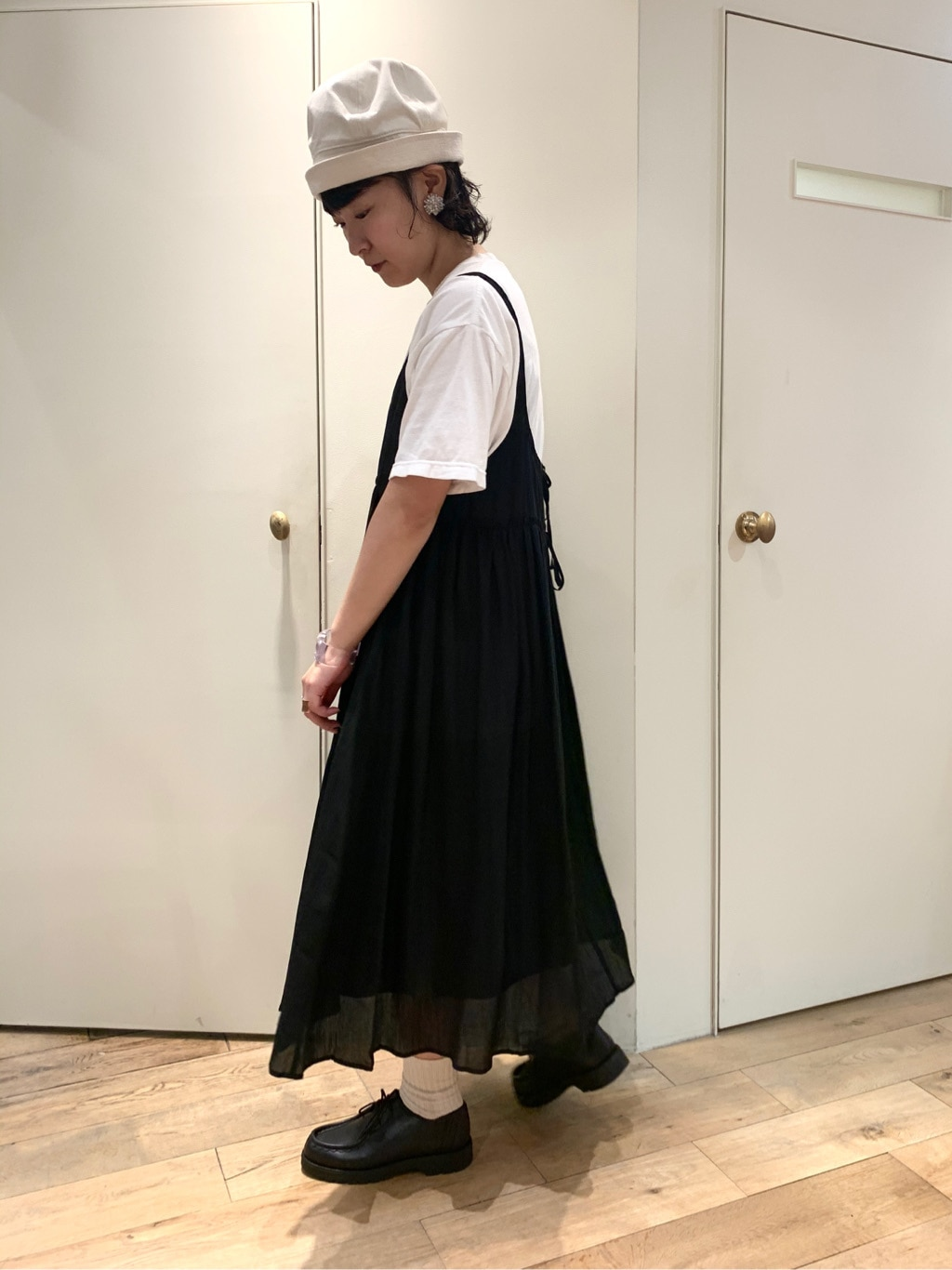 bulle de savon 新宿ミロード 身長:159cm 2020.06.29