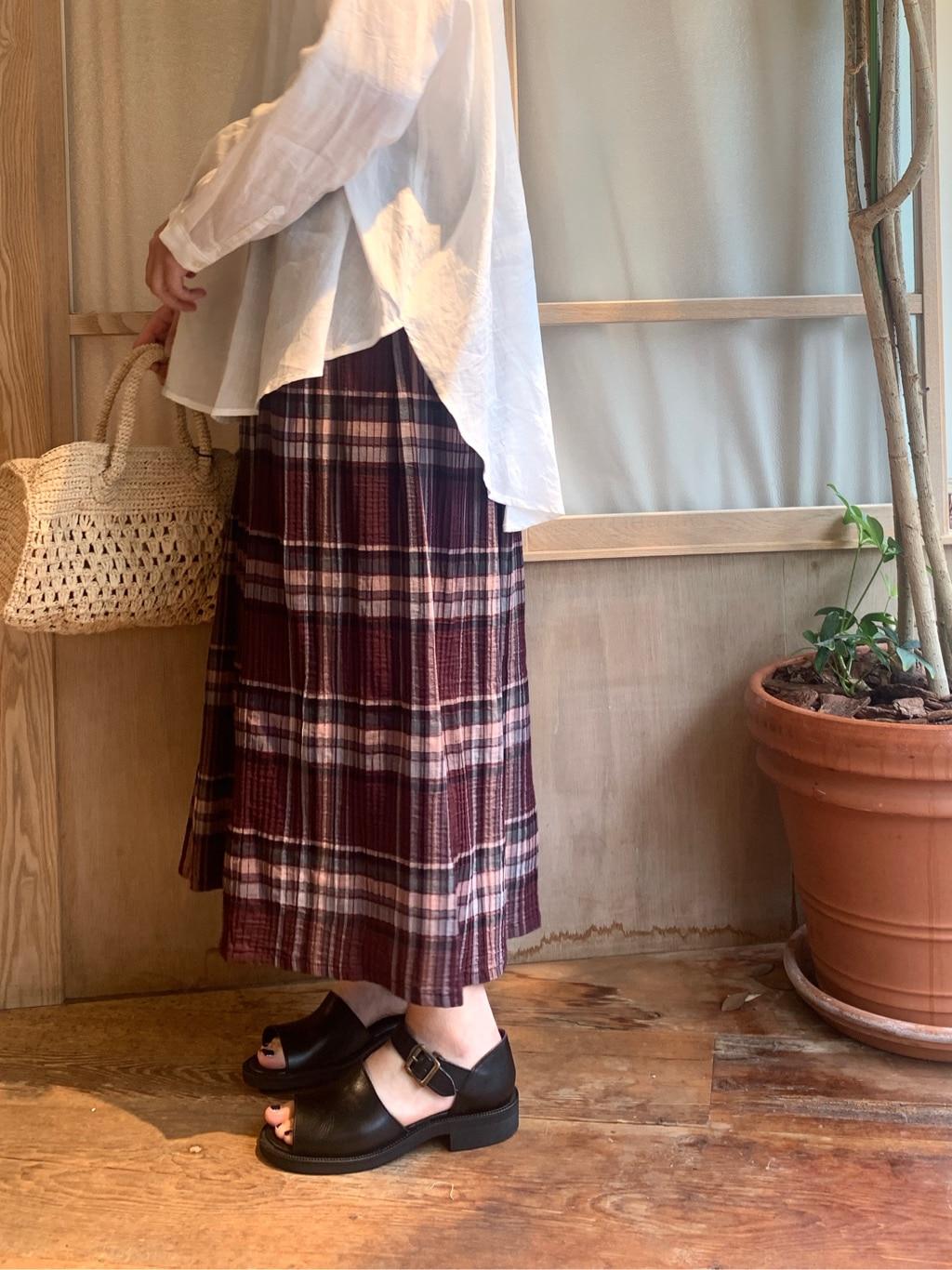 bulle de savon 新宿ミロード 身長:159cm 2020.06.12
