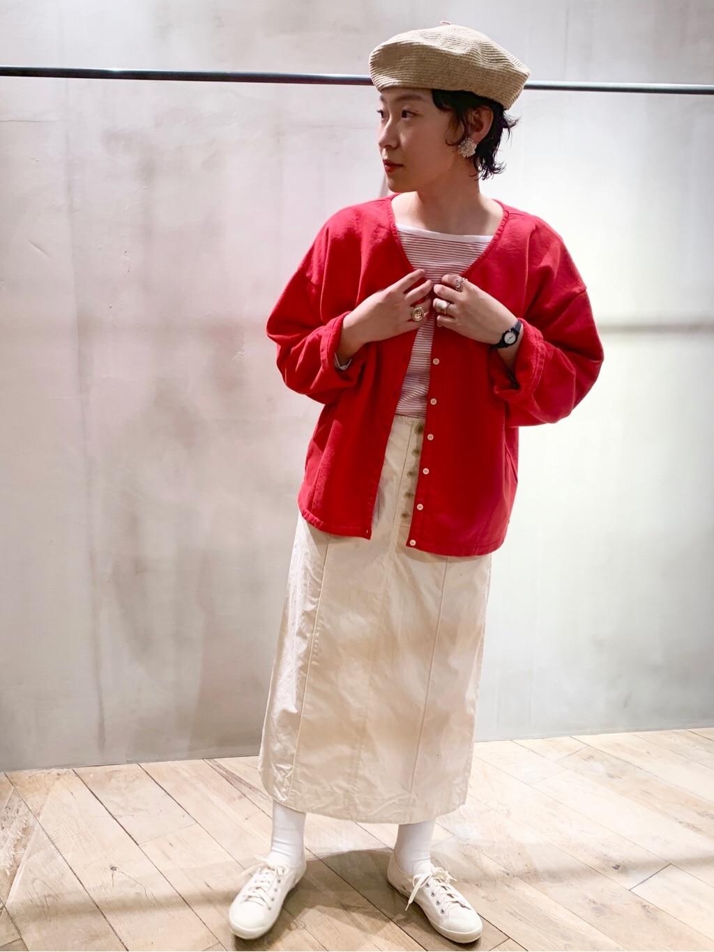bulle de savon 新宿ミロード 身長:159cm 2020.03.28