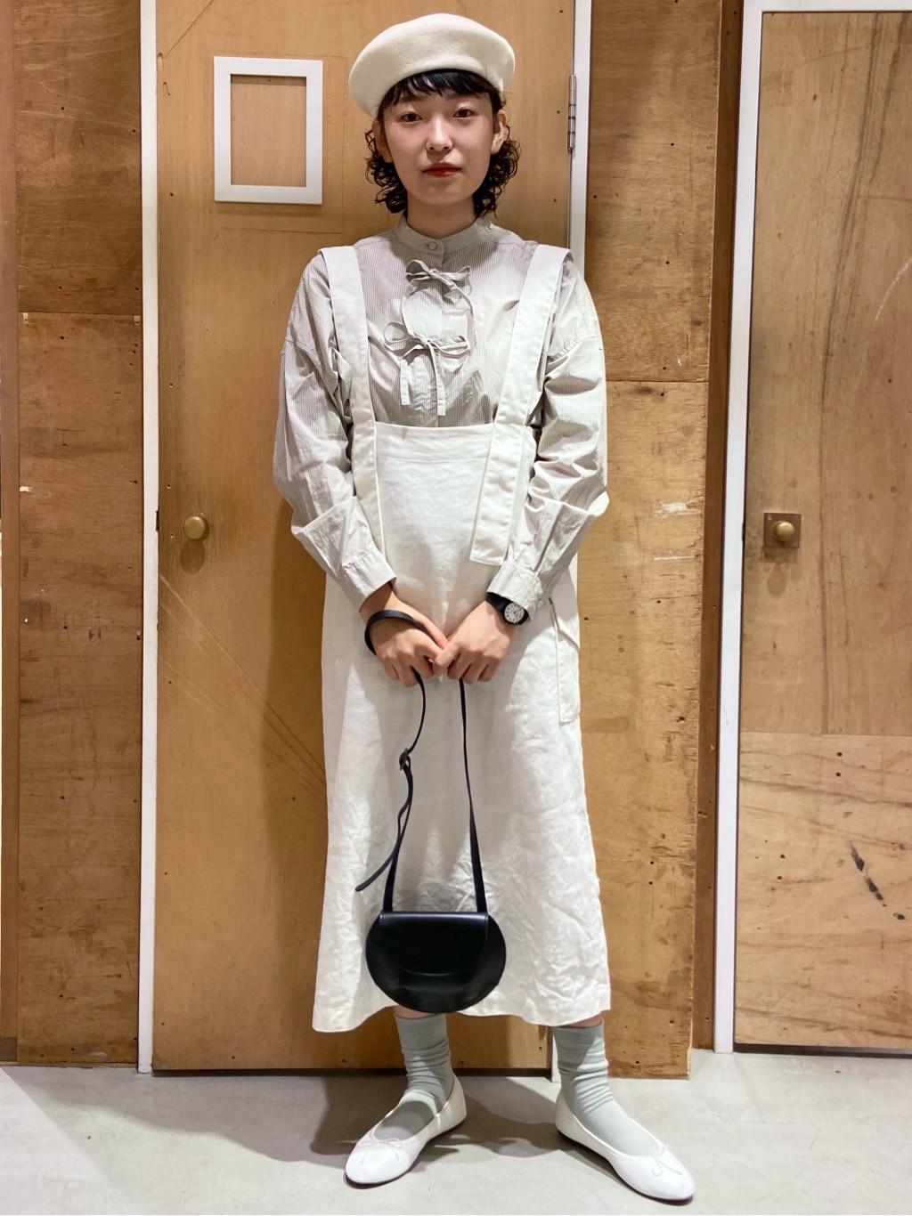bulle de savon 新宿ミロード 身長:159cm 2020.08.30