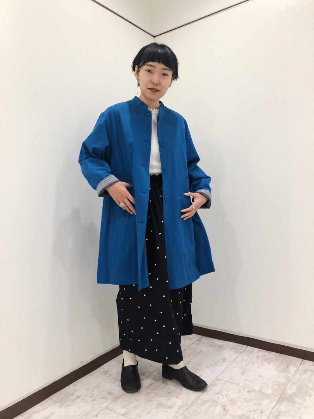 bulle de savon 新宿ミロード 身長:159cm 2020.01.21