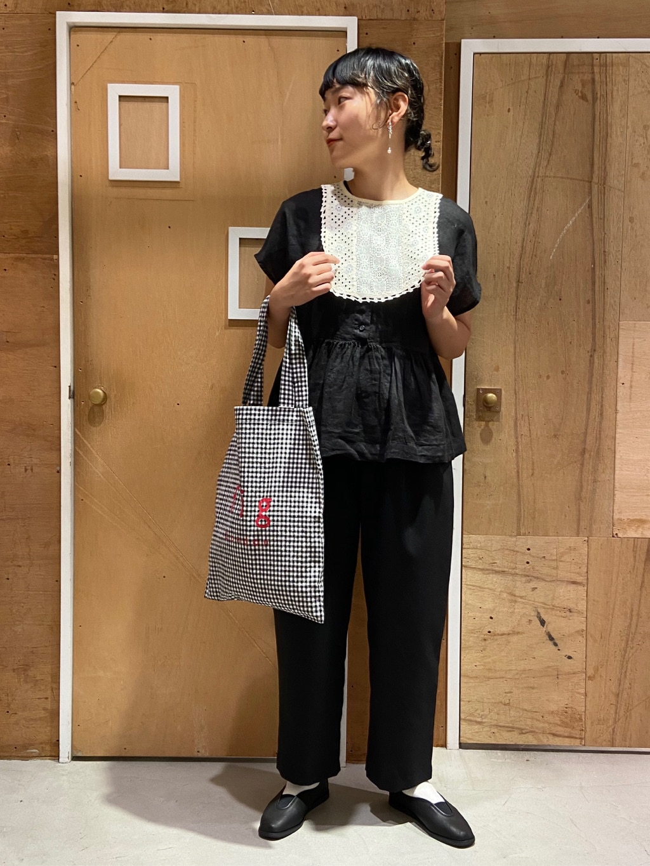bulle de savon 新宿ミロード 身長:159cm 2020.08.28