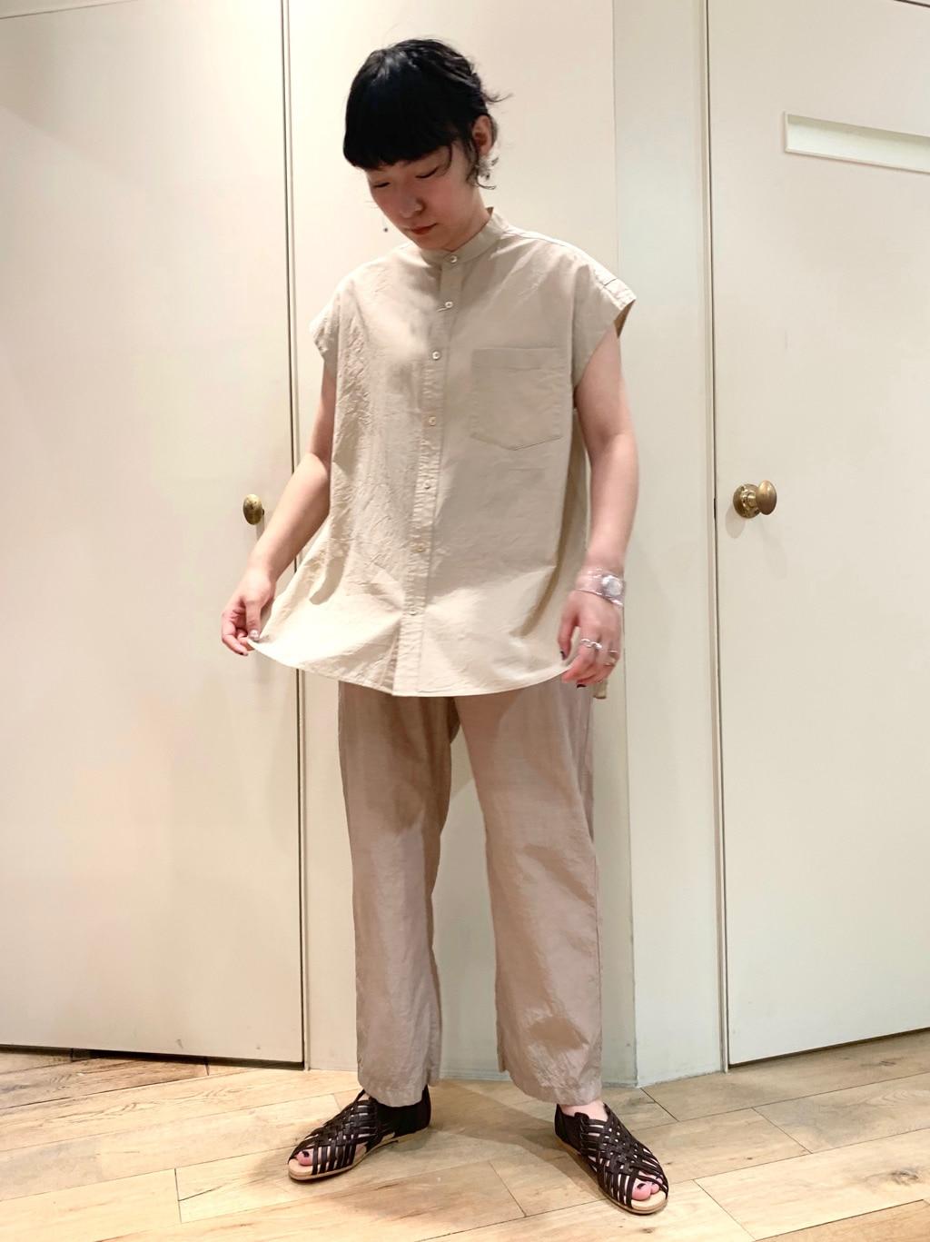 bulle de savon 新宿ミロード 身長:159cm 2020.06.15