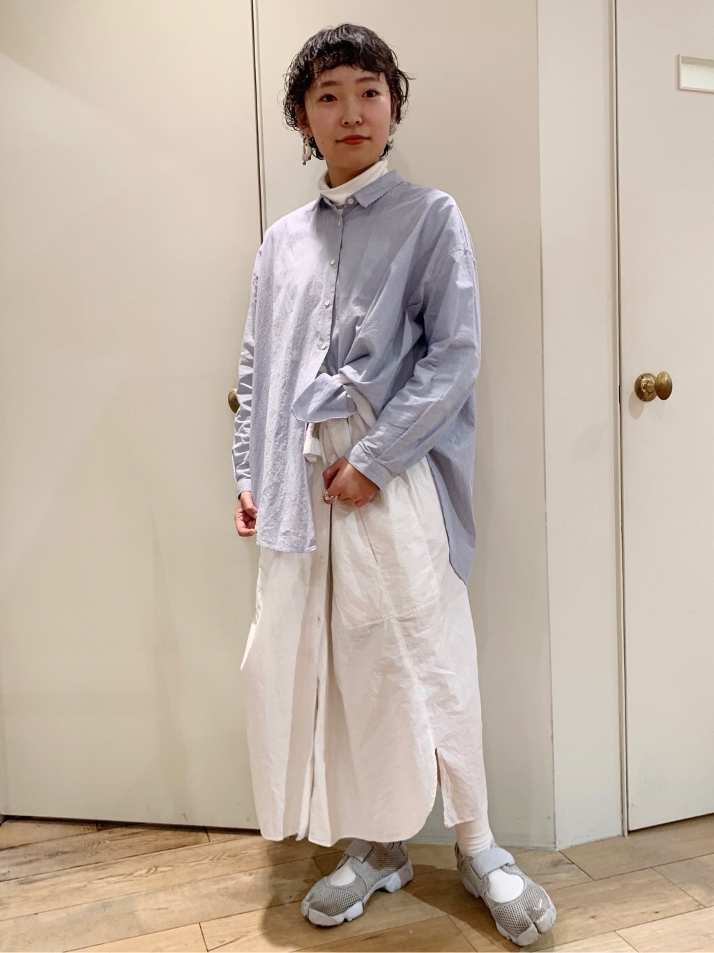 bulle de savon 新宿ミロード 身長:159cm 2020.03.17