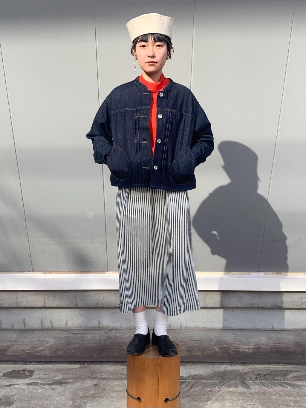 bulle de savon 新宿ミロード 身長:159cm 2020.02.22