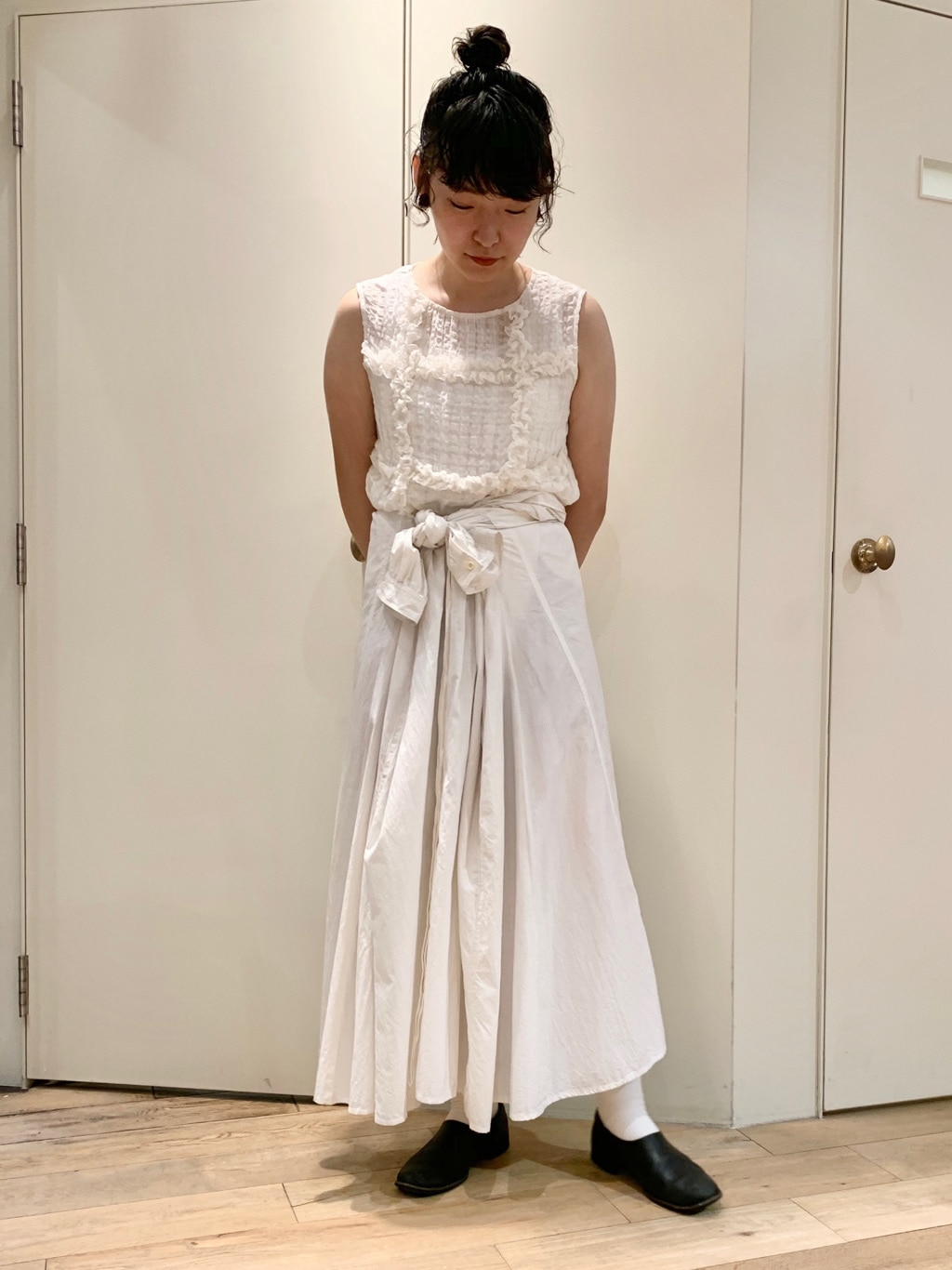 bulle de savon 新宿ミロード 身長:159cm 2020.07.29