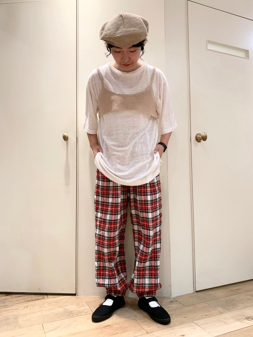 bulle de savon 新宿ミロード 身長:159cm 2020.07.30