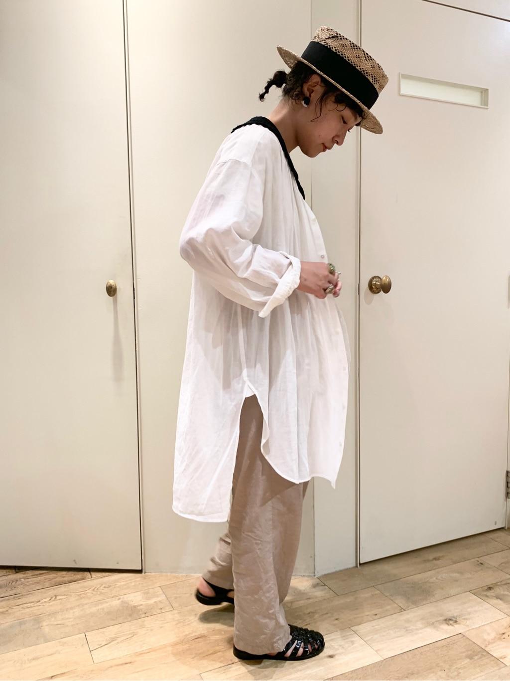 bulle de savon 新宿ミロード 身長:159cm 2020.08.04