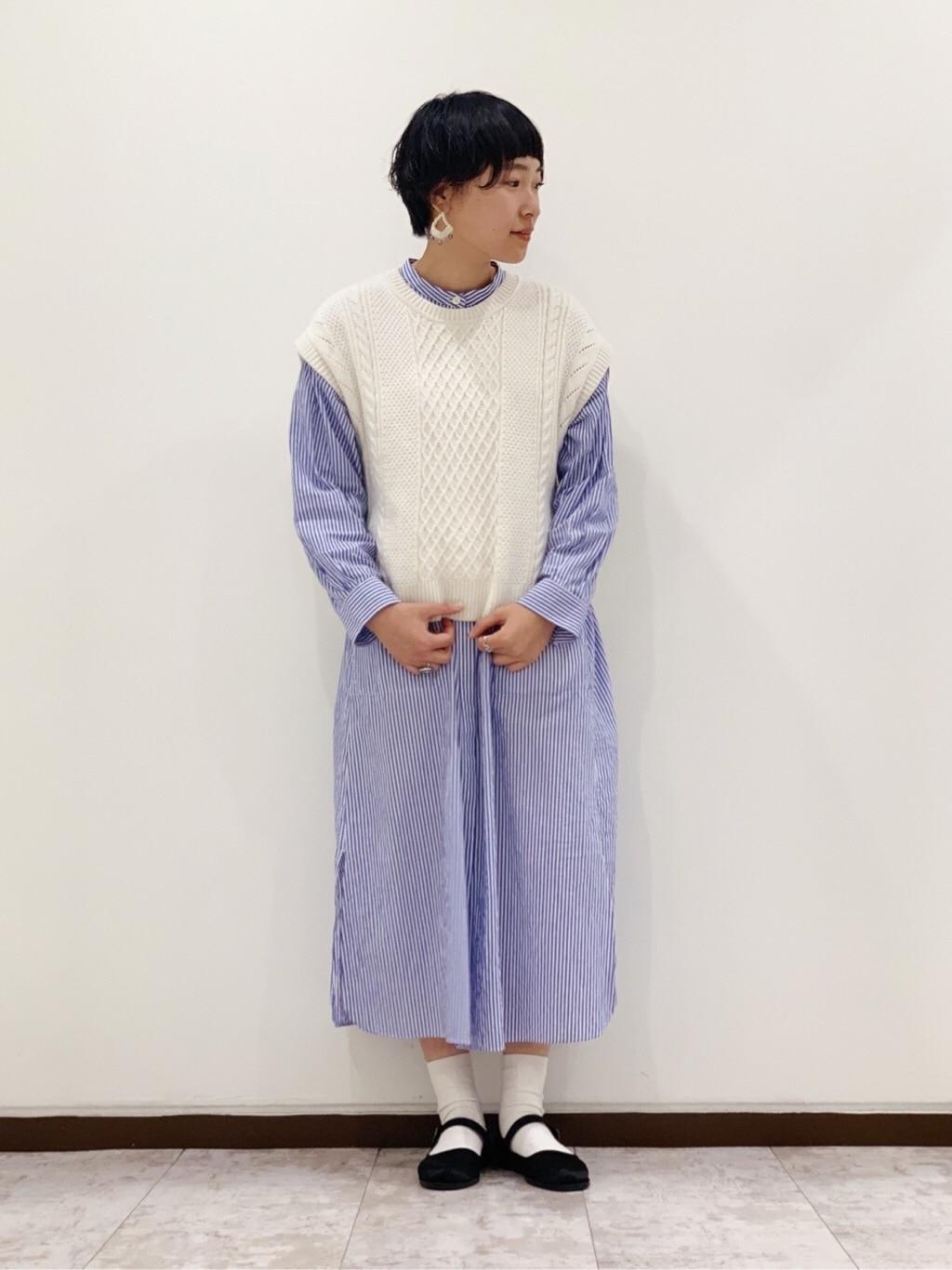 bulle de savon 新宿ミロード 身長:159cm 2020.01.28