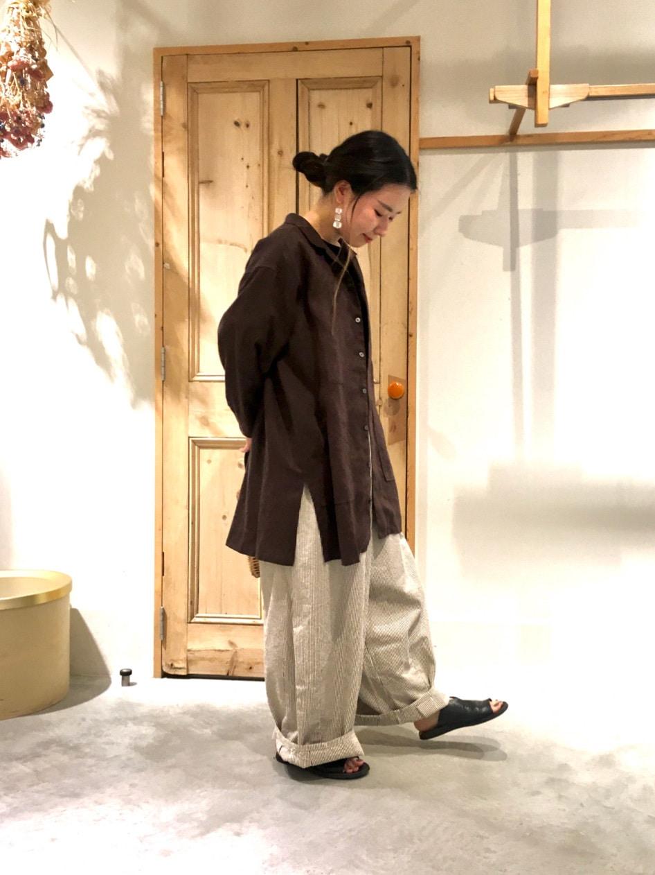 Malle chambre de charme 調布パルコ 身長:152cm 2020.06.09