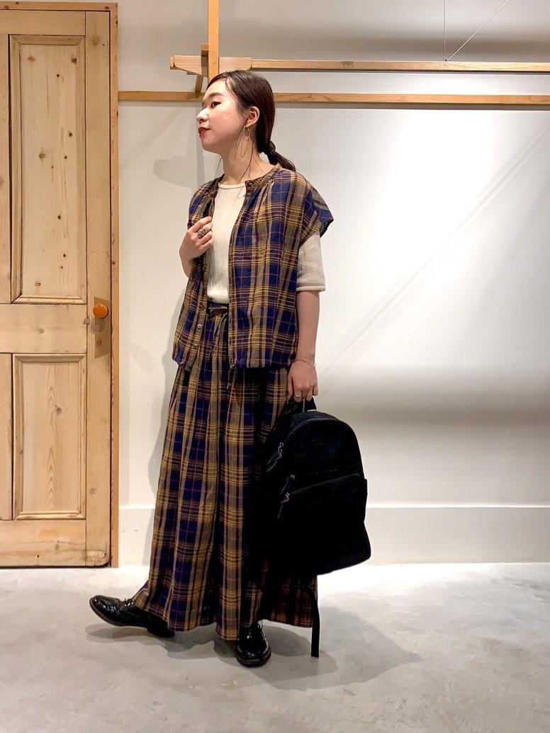 Malle chambre de charme 調布パルコ 身長:152cm 2020.08.26