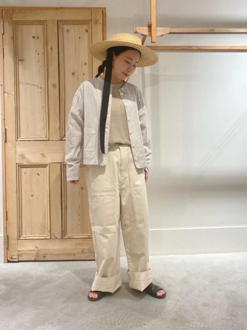 Malle chambre de charme 調布パルコ 身長:152cm 2021.05.05