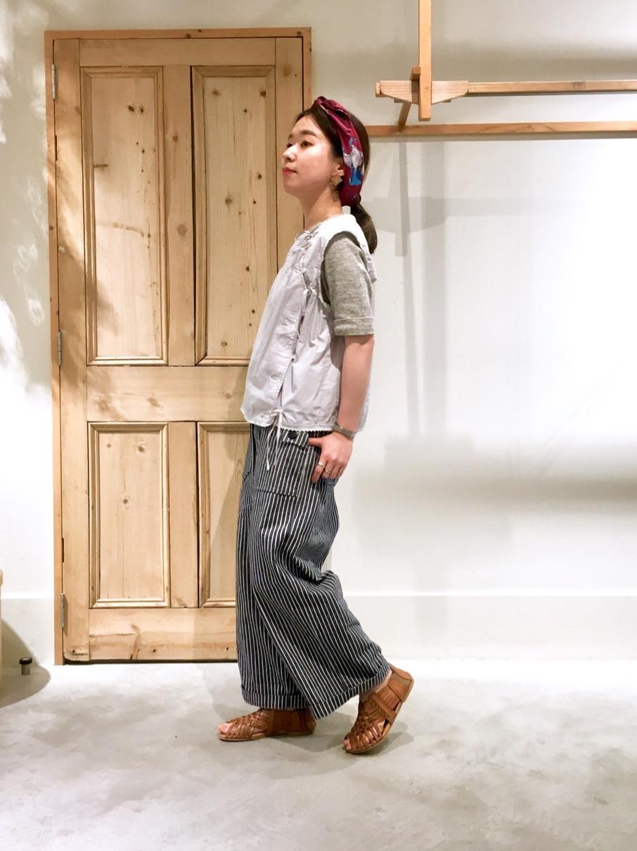 Malle chambre de charme 調布パルコ 身長:152cm 2020.08.17