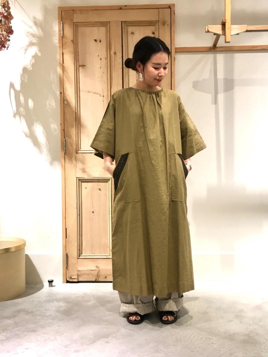 Malle chambre de charme 調布パルコ 身長:152cm 2020.06.10