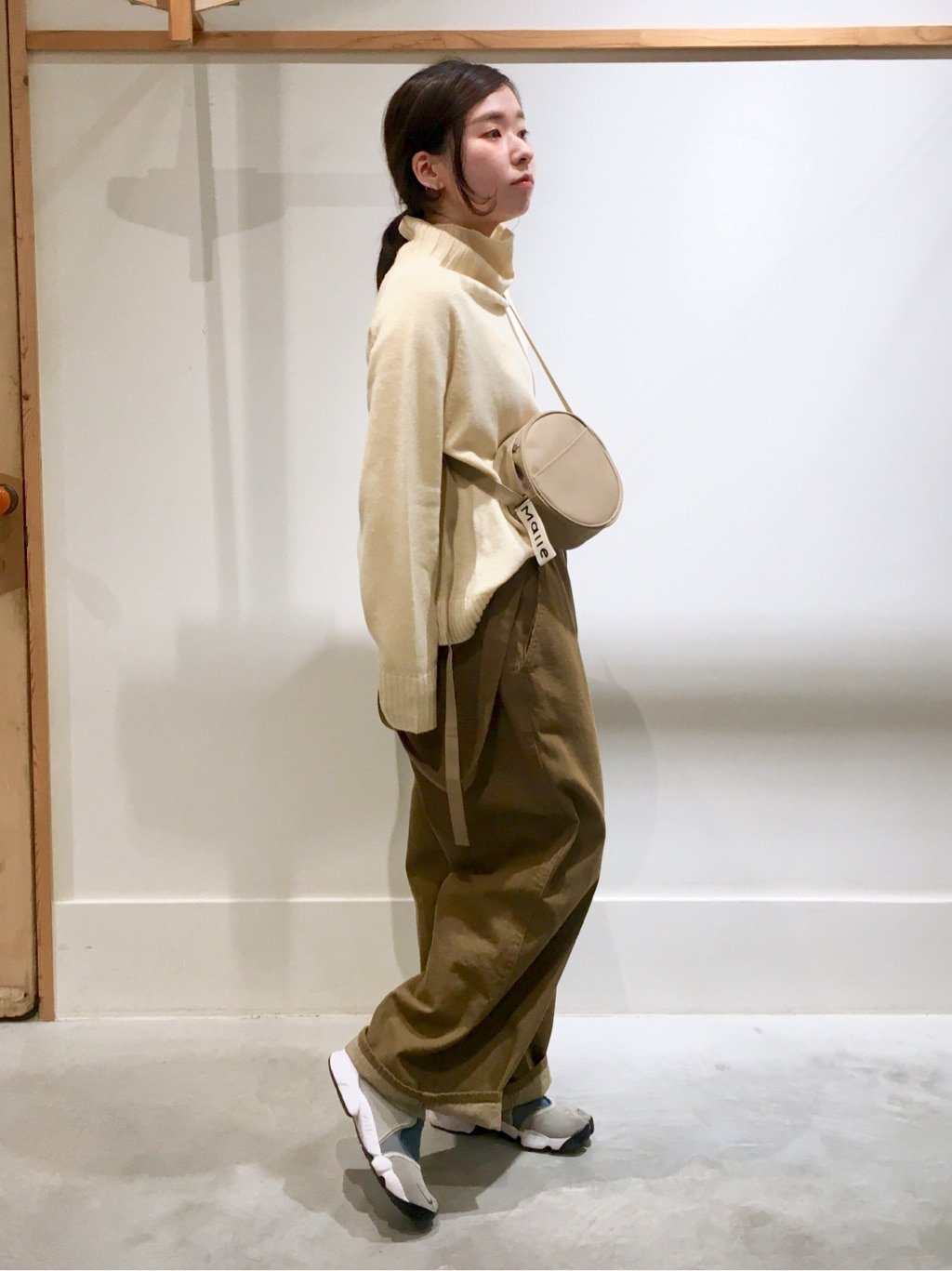 Malle chambre de charme 調布パルコ 身長:152cm 2020.10.26