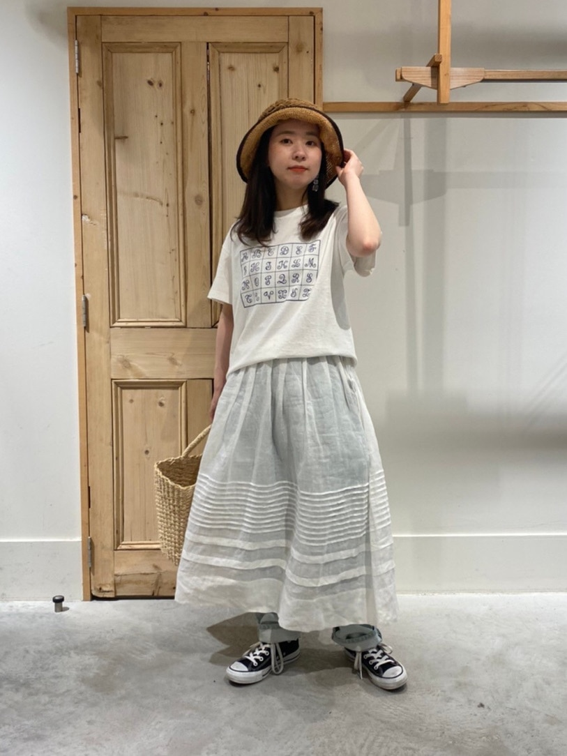 Malle chambre de charme 調布パルコ 身長:152cm 2021.04.28